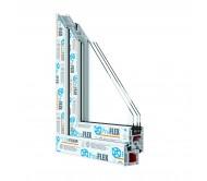 Металопластикові вікна ProflexEco  Бюджетний варіант