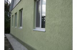 Утеплення будинків та фасадів